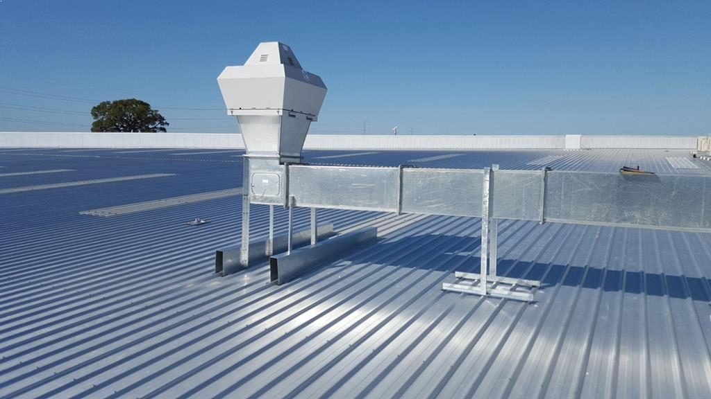 HVAC sistemi Klimalar